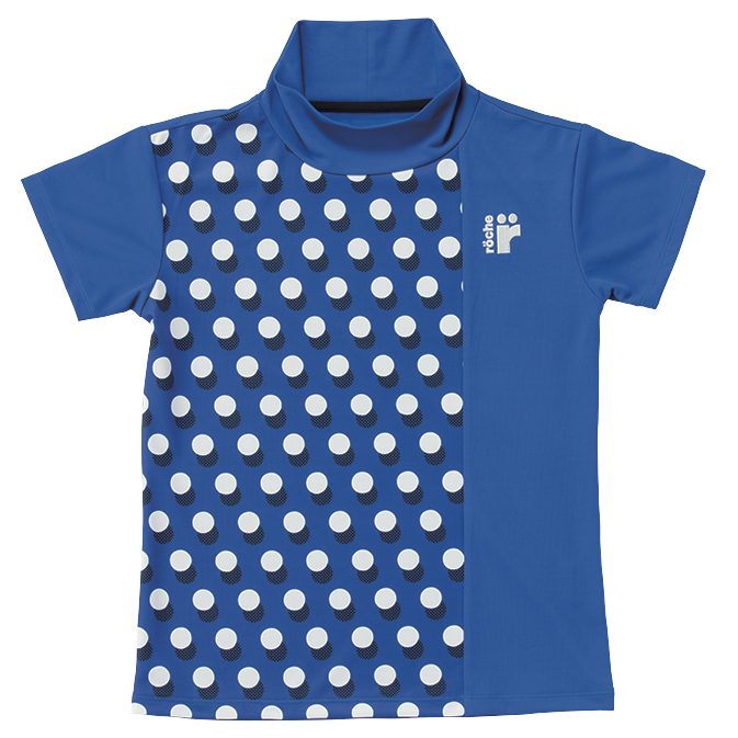 <small>R8A30V<br>レディースゲームシャツ</small>