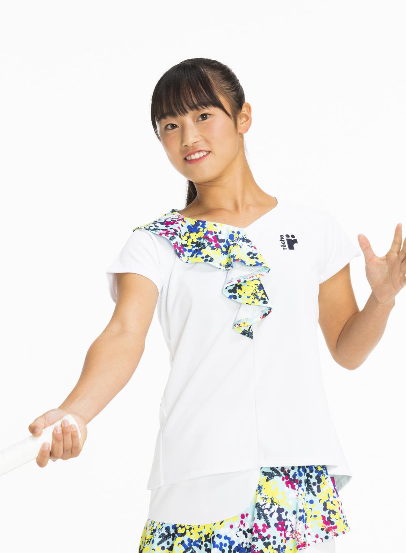 <small>R9S31V<br>レディースゲームシャツ</small>