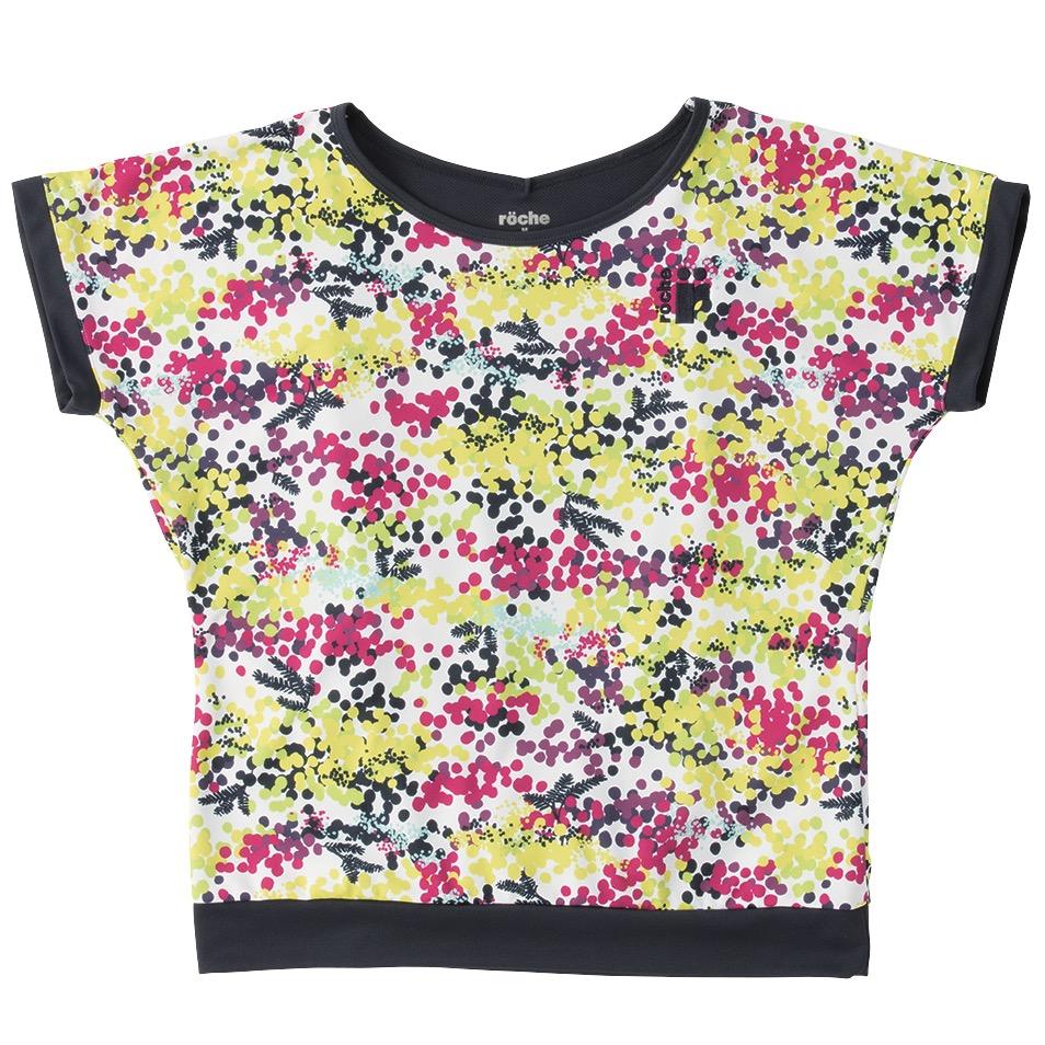 <small>R9S33V<br>レディースゲームシャツ</small>